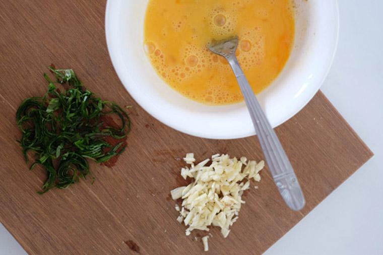 Kaduk Omelette