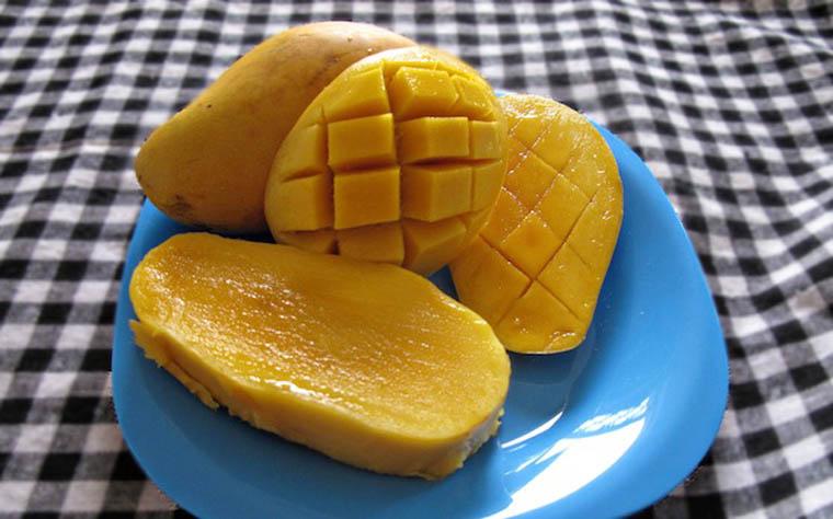 mango - mangga