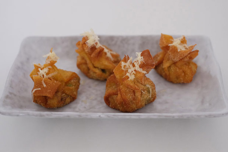 Sardine Wonton Fried