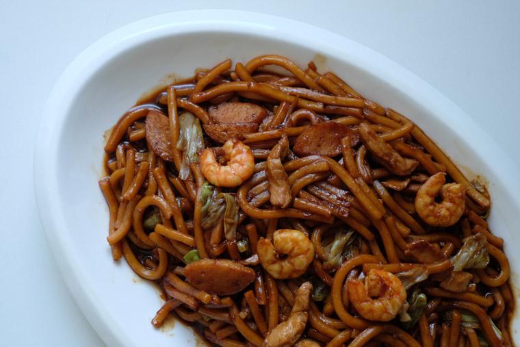 Easy Malaysian Hokkien Mee Noodles 10 Ingredients Jewelpie