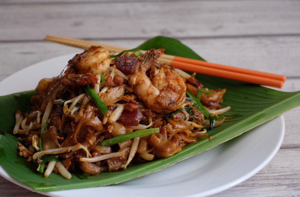 Learn how to make delicious char kway teow