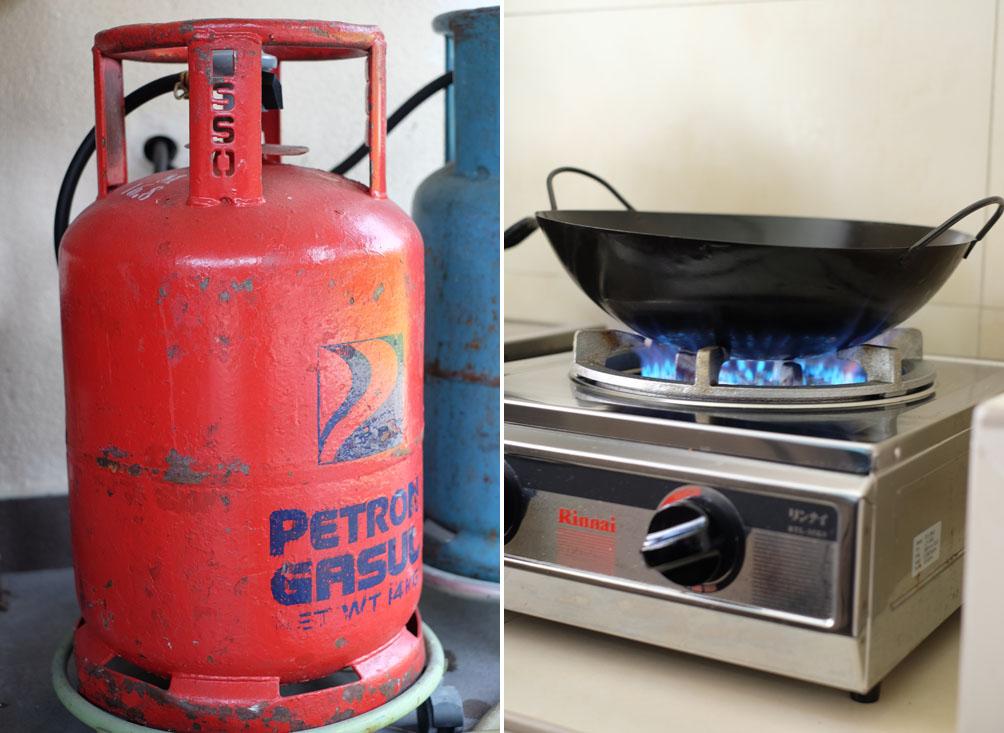 cooking gas malaysia